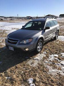2008 Subaru Outback awd