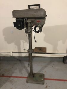 Stand Up drill press