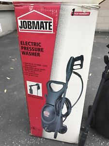 Jobmate Electric Pressure Washer