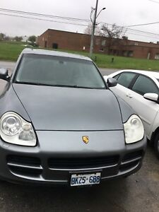 2004 Porsche Cayenne S, Propane Converted .does not run