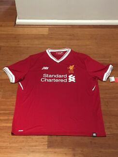 Liverpool Football Jersey Size XL