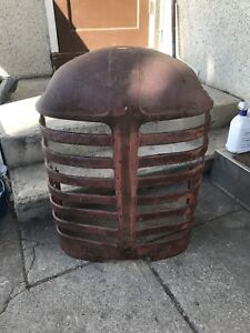 Vintage (1940s) Massey Harris Front Grill