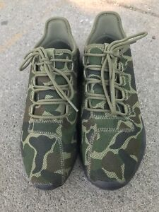 Adidas Tubular Camo Shoes 9 1/2