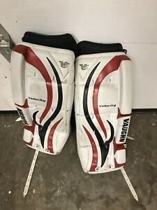 Vaughn velocity V5 22+1 youth pads