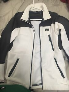 Size small Helly Hanson like new spring jacket call 9022933244