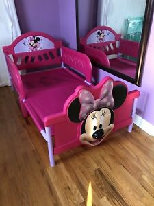 Minnie Mouse Bed