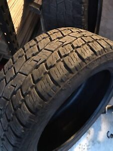 Toyo Open Country Tires 285-45-22