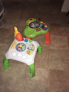 Baby activity tables