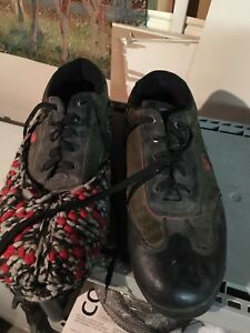 Gently used curling shoes