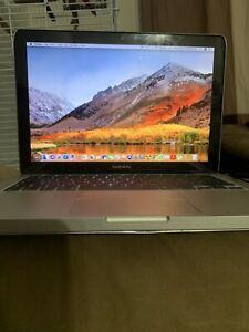 """MacBook Pro 13"""" Échange avec perroquet"""
