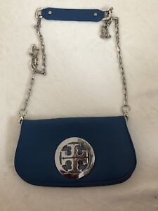 TORY BIRCH Blue Crossbody Bag *BRAND NEW*