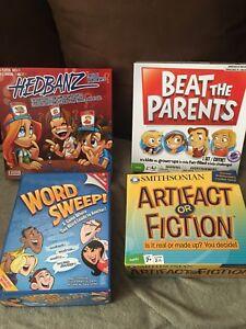 Board games, board games and more board games...