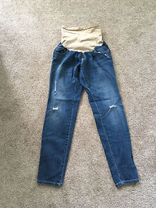 Maternity Jeans and Crops Size Medium