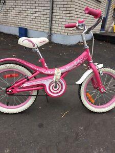 For sale girls bike