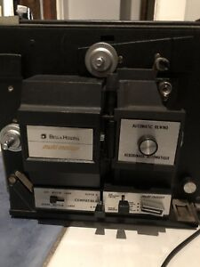Film projector from 1970