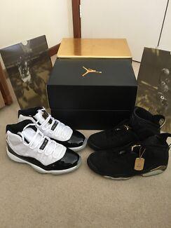 Air Jordan 2005 Defining Moments Pack, DMP, US 10, DS (PENDING SALE)