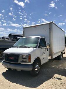Cargo / cube van