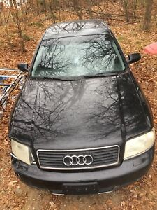2002 Audi A6 2.7T Turbo Swapped