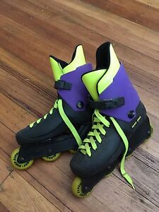 Roller Blades Size 7-8 Pascoe Vale Moreland Area Preview
