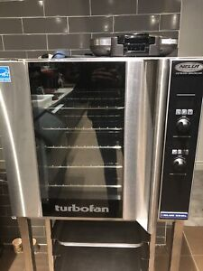 Turbofan E32D5 Full Size Digital / Electric Convection Oven