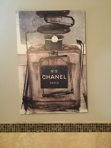 Chanel #5 Pic 30x45 inches