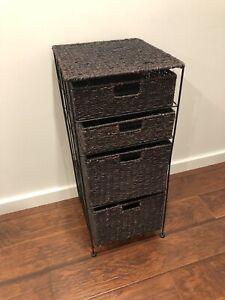 Wicker-Style Storage