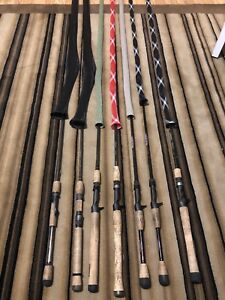 St croix rods for sale