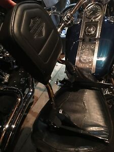 Harley Softail 2000+ backrest