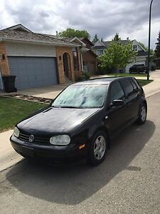 2002 MINT Volkswagen Golf
