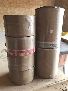"""4"""" and 9"""" Resisto Air and Vapour Barrier Rolls"""