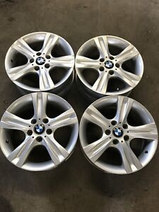 Mags 17 pouces 5x120 BMW - HONDA ODDYSEY