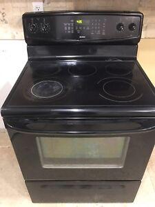 Black appliances for sale