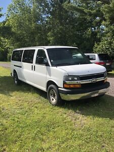 2007 Chevrolet G3500 Express van(will accept 1/2 ton for trade)