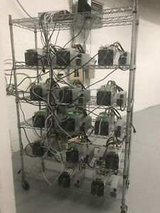 S9 antminers for sale with hosting service .