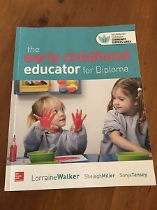 The Early Childhood Educator for Diploma Text Book Tanah Merah Logan Area Preview