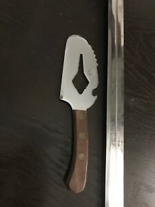 Klever Kleever Meat Barbecue Knife Bottle Opener Multi Tool