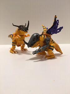 Bandai Digimon Digivolving Greymon