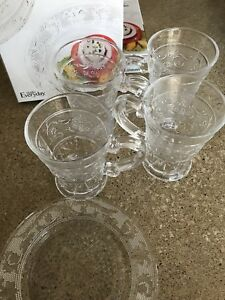 Bowring crystal mugs and plates & Bowring Plates | Kijiji in Ontario. - Buy Sell \u0026 Save with ...