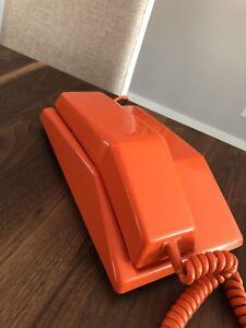 Téléphone Norton télécom retro rannée 80 À l'état neuf!!