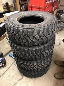 Mickey Thomson tires for 15 inch rims