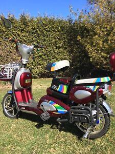 Vélo électrique (scooter) moteur500w, 48v