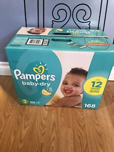 pampers baby dry diaper size 3