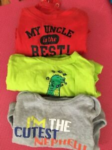 9 month boy clothing lot