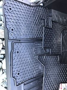 2019 Toyota Tacoma Factory Rubber Mats