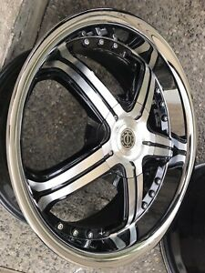 "18""Klasse Wheels"