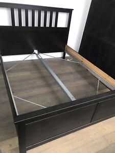 Hemnes Queen Bed frame