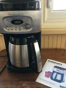 Cuisinart 12 cup Thermal CoffeeMaker