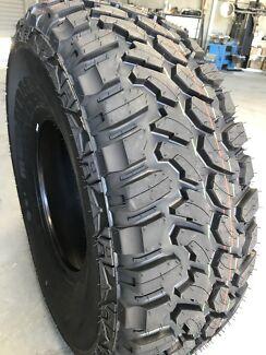 New 35/12.50R17 mud terrain tyres
