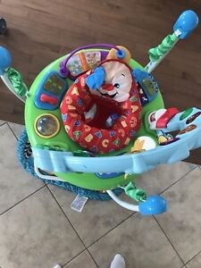 Fisher price active Jumperoo(9.5/10) Saucer