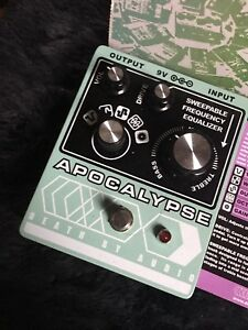 Apocalypse - Death by Audio  **Mint in box**